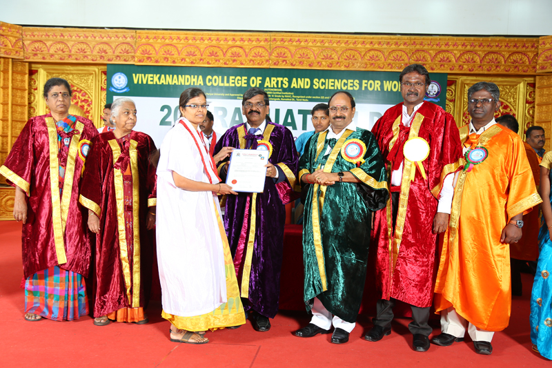 Vivekanandha Arts and Science College for Women